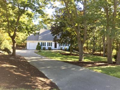 Sandwich Single Family Home For Sale: 22 Lost Meadows Road