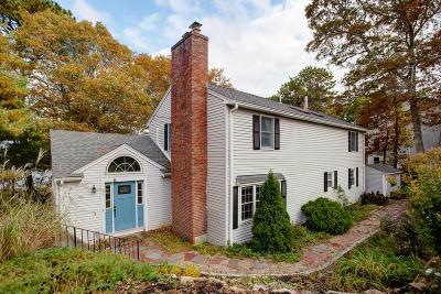 Mashpee Single Family Home For Sale: 81 Lighthouse Lane
