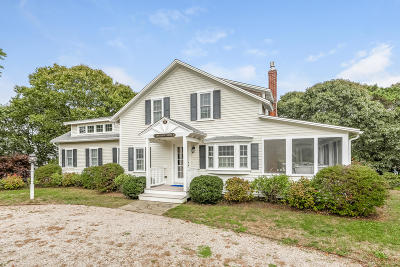 Chatham Single Family Home For Sale: 95 Forest Beach Road