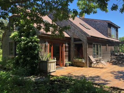 Truro Single Family Home For Sale: 35 Sylvan Lane
