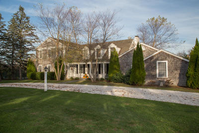 Barnstable Single Family Home For Sale: 50 Indian Trail