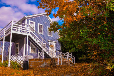Provincetown Single Family Home For Sale: 7 Railroad Avenue