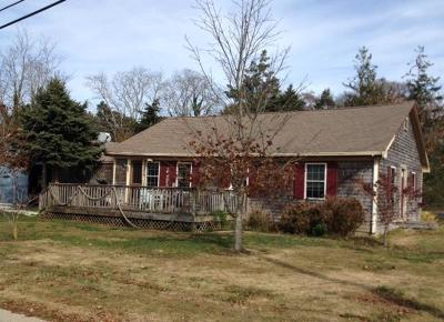 Eastham Single Family Home For Sale: 630 Campground Road