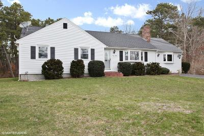 Yarmouth Single Family Home For Sale: 160 Capt Small Road
