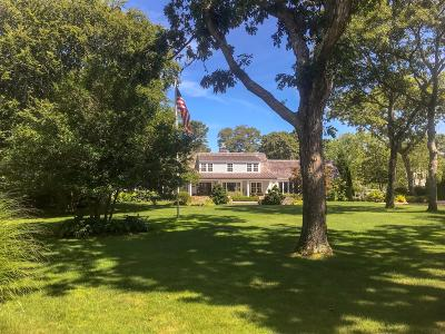 Barnstable Single Family Home For Sale: 230 Seapuit River Road