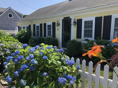 Chatham, Brewster, Orleans, Dennis, Harwich, Yarmouth, Eastham Single Family Home For Sale: 215 Lower County Road
