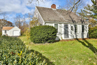 Chatham, Brewster, Orleans, Dennis, Harwich, Yarmouth, Eastham Single Family Home For Sale: 52 Locust Road