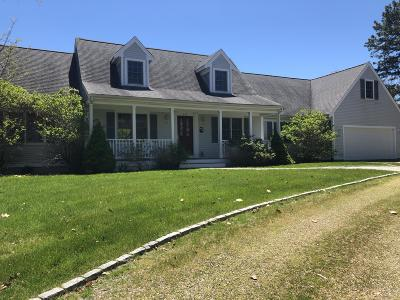 Harwich MA Single Family Home For Sale: $550,000