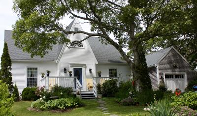 Provincetown Single Family Home For Sale: 666 Commercial Street