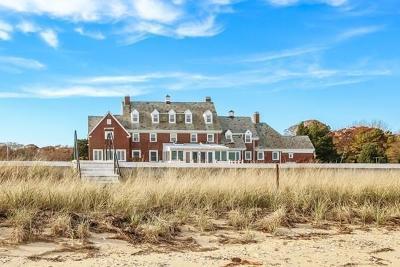 Wareham MA Single Family Home For Sale: $3,700,000