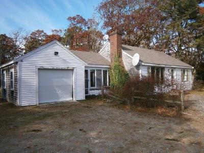Harwich Single Family Home For Sale: 1606 Orleans Road