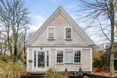 Yarmouth Single Family Home For Sale: 143 Route 6a