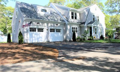 Barnstable Single Family Home For Sale: 86 Sylvan Lane