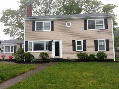 Yarmouth Single Family Home For Sale: 69 Crowes Purchase Road