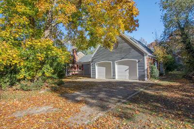 Falmouth Single Family Home For Sale: 52 Davisville Road