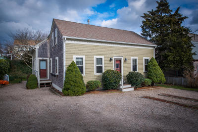 Provincetown Multi Family Home For Sale: 27 Franklin Street