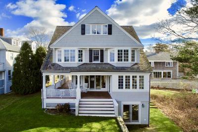 Single Family Home For Sale: 44 Pequossett And 0 Homer Avenue