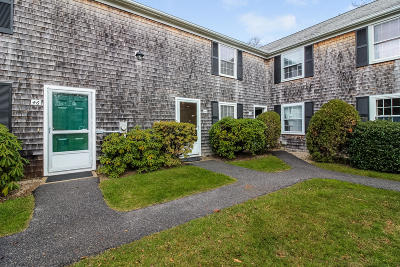 Barnstable Condo/Townhouse For Sale: 135 West Main Street #Unit 45