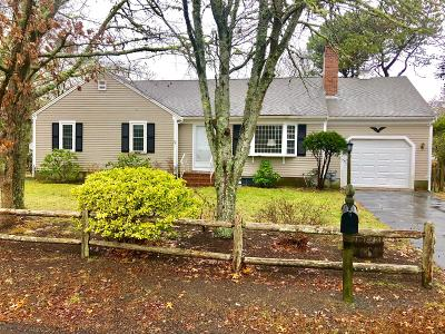 Yarmouth MA Single Family Home For Sale: $384,000
