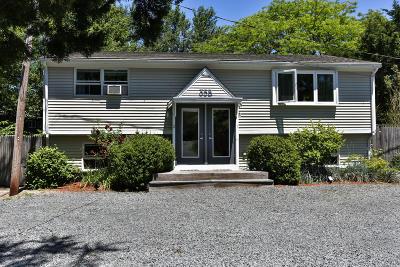 Provincetown Multi Family Home For Sale: 35-B Court Street #U1 & U2