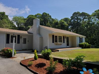 Barnstable Single Family Home For Sale: 356 Pitchers Way