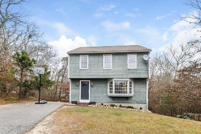 MA-Barnstable County, Plymouth County Single Family Home For Sale: 11 Corvette Drive