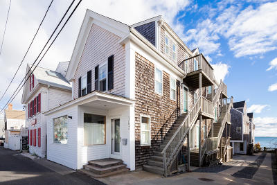 Provincetown Condo/Townhouse For Sale: 153 Commercial Street #U1
