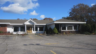 Eastham Commercial For Sale: 4100 State Highway
