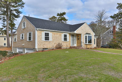 Yarmouth Single Family Home For Sale: 16 Keel Cape Drive