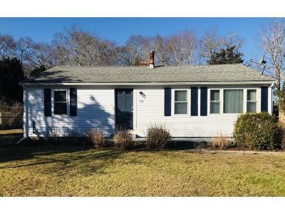 Falmouth Single Family Home For Sale: 138 Homestead Lane