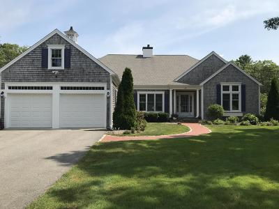 Falmouth Single Family Home For Sale: 79 Cranberry Run Road