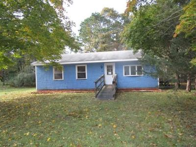 Falmouth Single Family Home Active W/Contingency: 69 Grace Court