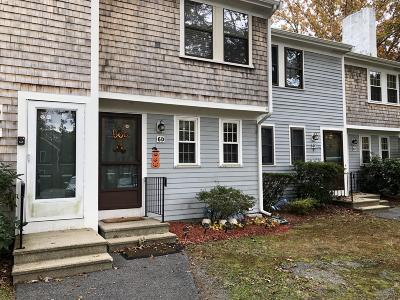 Mashpee Condo/Townhouse For Sale: 300 Falmouth Road #6D