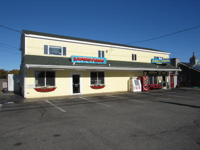 Orleans Commercial For Sale: 38 Route 6a