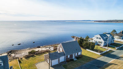 Bourne Single Family Home For Sale: 80 Captains Row