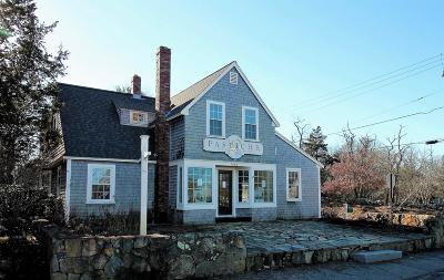 Barnstable Commercial For Sale: 1595 Main Street