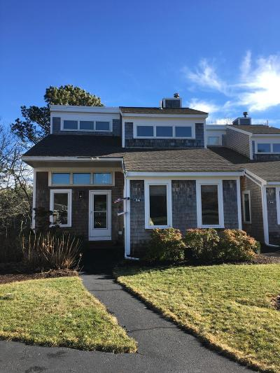 Mashpee Condo/Townhouse Active W/Contingency: 11 Riverview Avenue #11-A