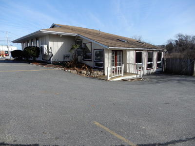Barnstable Commercial For Sale: 307 Falmouth Road