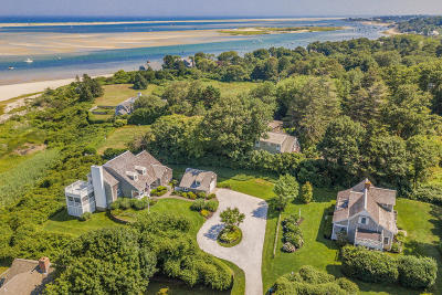 Chatham Single Family Home For Sale: 28 & 40 Old Wharf Road