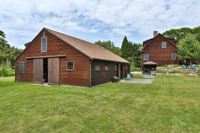 Dennis Single Family Home For Sale: 39 Indian Pond Road