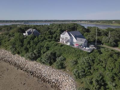 Wellfleet MA Single Family Home For Sale: $2,699,900