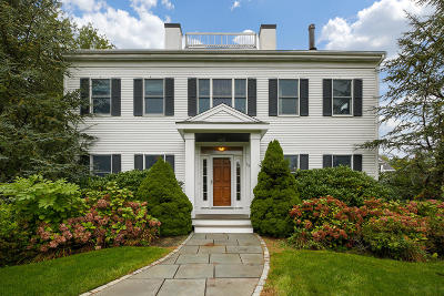 Barnstable Single Family Home For Sale: 383 Commerce Road