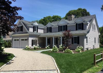 Barnstable Single Family Home For Sale: 158 Parker Road