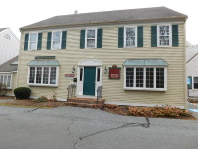 Barnstable Commercial For Sale: 1645 Falmouth Road