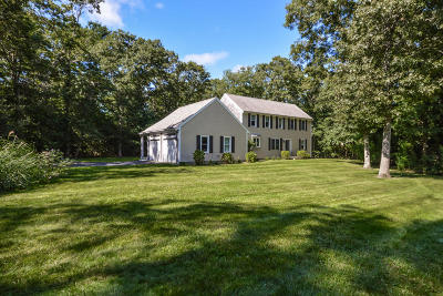 Sandwich Single Family Home For Sale: 2-A Timber Way