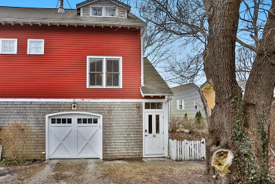 Provincetown Condo/Townhouse For Sale: 14 Hensche Lane #U14