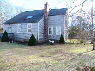 Barnstable Single Family Home For Sale: 52 Jasper Road