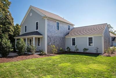 Falmouth Condo/Townhouse For Sale: 56 Carriage Shop Road #4