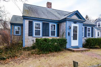 Barnstable Single Family Home For Sale: 37 Elm Street
