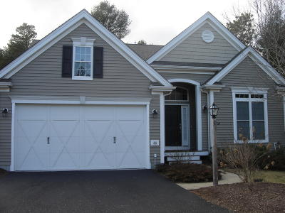 Plymouth MA Single Family Home For Sale: $533,000
